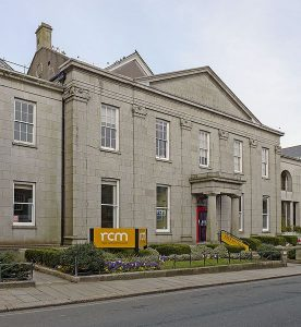 Truro's Royal Cornwall Museum from outside